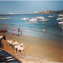 Beach of Dakar