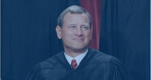 Chief Justice Supremely SP John Roberts – It is not just his willingness to put Democracy up sale, but his naive and shallow views on racial issues also undermines Democracy.