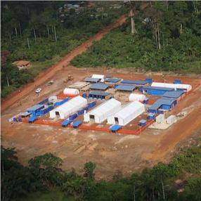 Ebola Treatment Center Guinea