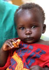 Cute Guinea Child