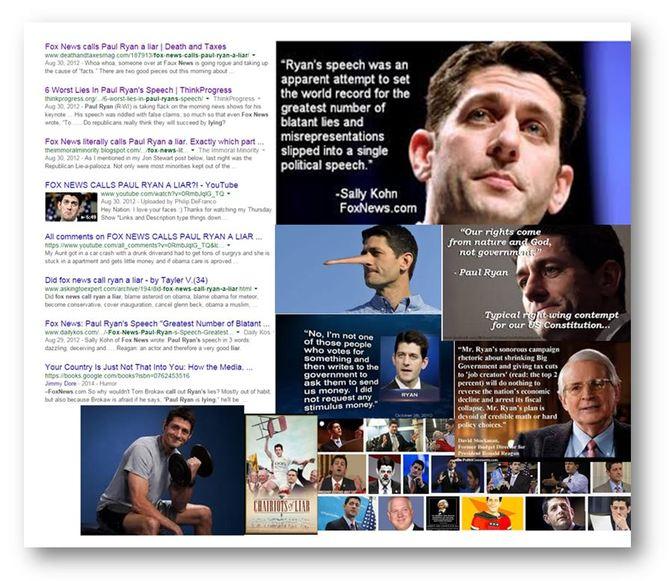 Paul Ryan Pinocchio