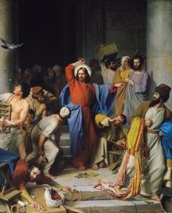 Jesus was not a fan of asset strippers