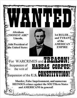 Lincoln Traitor Poster