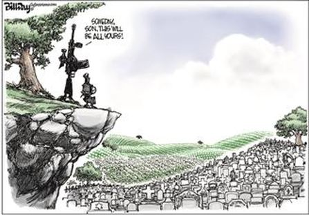 Guns and Death