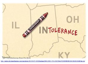 Indiana Intolerance