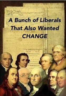 Founding Fathers Liberals