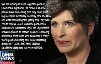 Jodi Ernst On Bible-Poor
