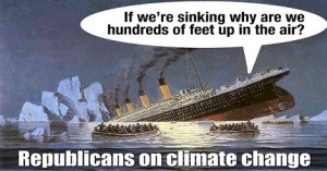 Republican Climate Change Denialism – Lies, Lies, and More Lies!