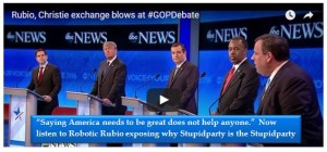 Video: Rubio – Undone. Stupidparty Exposed for what it is—the Stupidparty, yet again.