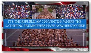 GOP Convention 2016—Trump receives responses to his RSVP… répondez, s'il vous plaît…