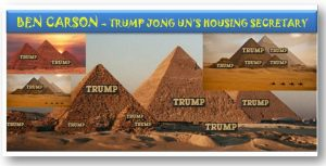 Stupidpartyland USA, USA, USA -gets New Housing Czar- and Doesn't he have Great Scheme For You…