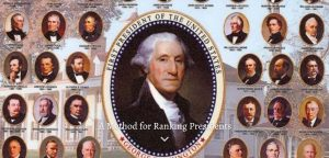 A Method For Rating Presidents
