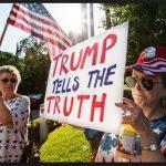 Breaking News: Trump Says Something Intelligent. Trumpeteers Confused