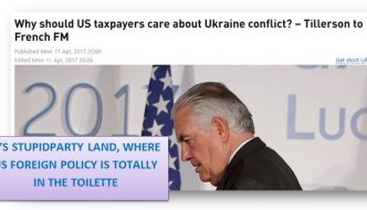 Stupidparty Land, A Land with Zero Foreign Policy