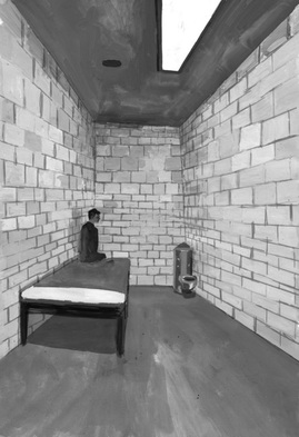 Solitary Confinement Art