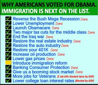 Why Americans Voted For Obama List