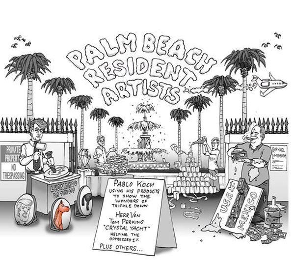 Palm Beach Resident Artists