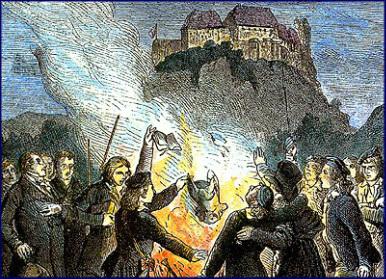Wartburg Festival Book Burning
