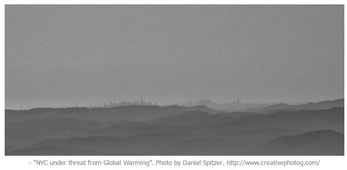 NYC Under Threat From Climate Change