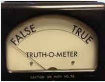 False Truth Meter