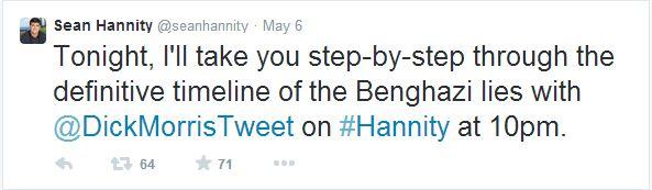 Sean Hannity: Benghazi Lies