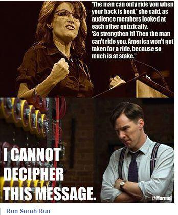 Sarah Palin Nonsense