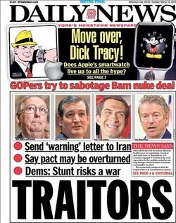 The 47 Traitors