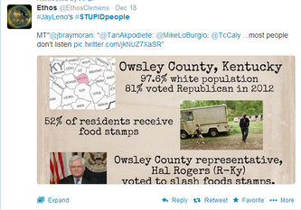 Owsley County, Kentucky: Southern Moochers