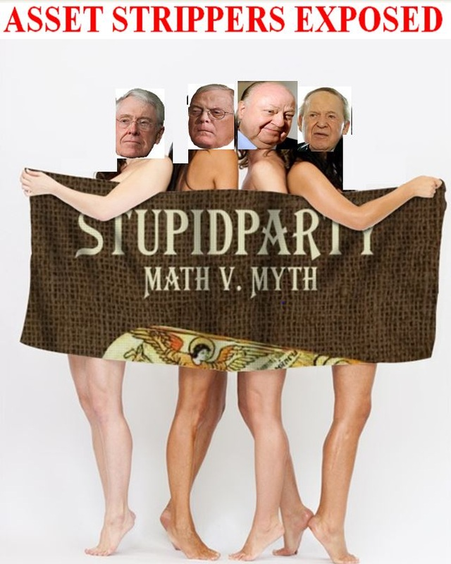 Stupidparty Math v. Myth