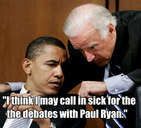 Joe Biden VP Debate Meme